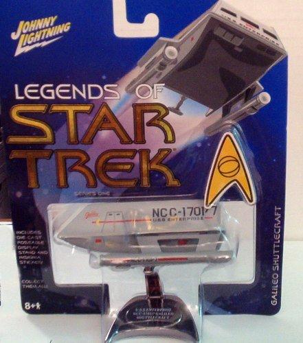 - Legends of Star Trek Galileo Shuttlecraft Series One
