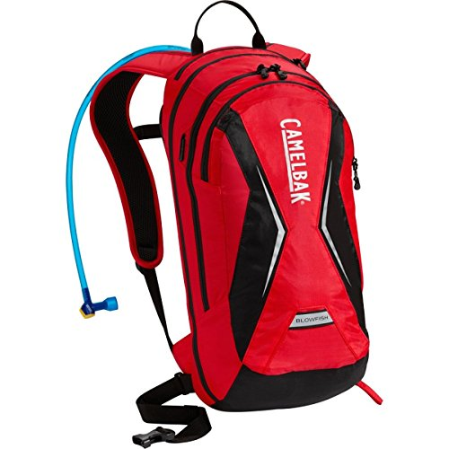 - CamelBak BlowFish Hydration Backpack - 670-1100cu in Racing Red, One Size