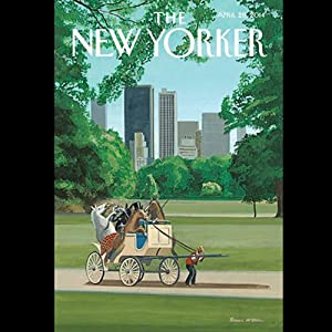The New Yorker, April 28th 2014 (Margaret Talbot, Adam Gopnik, Peter Schjeldahl) Periodical