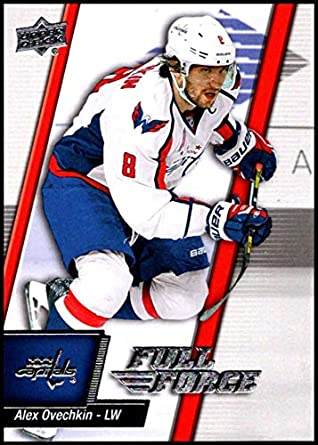 reputable site ba498 eb0ed Amazon.com: 2015-16 Upper Deck Full Force #89 Alexander ...