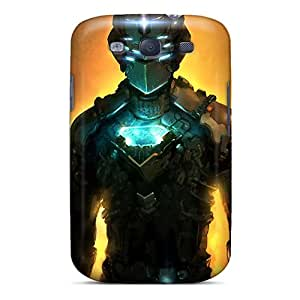 Quality Christina JD Case Cover With Biotechno Armor Nice Appearance Compatible With Galaxy S3