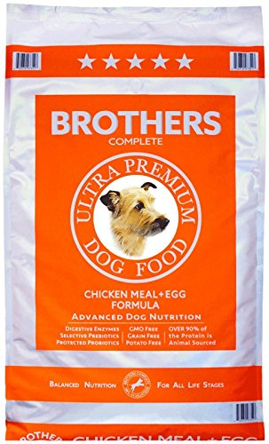Brothers Complete Chicken Meal And Egg Formula, 25-Pound