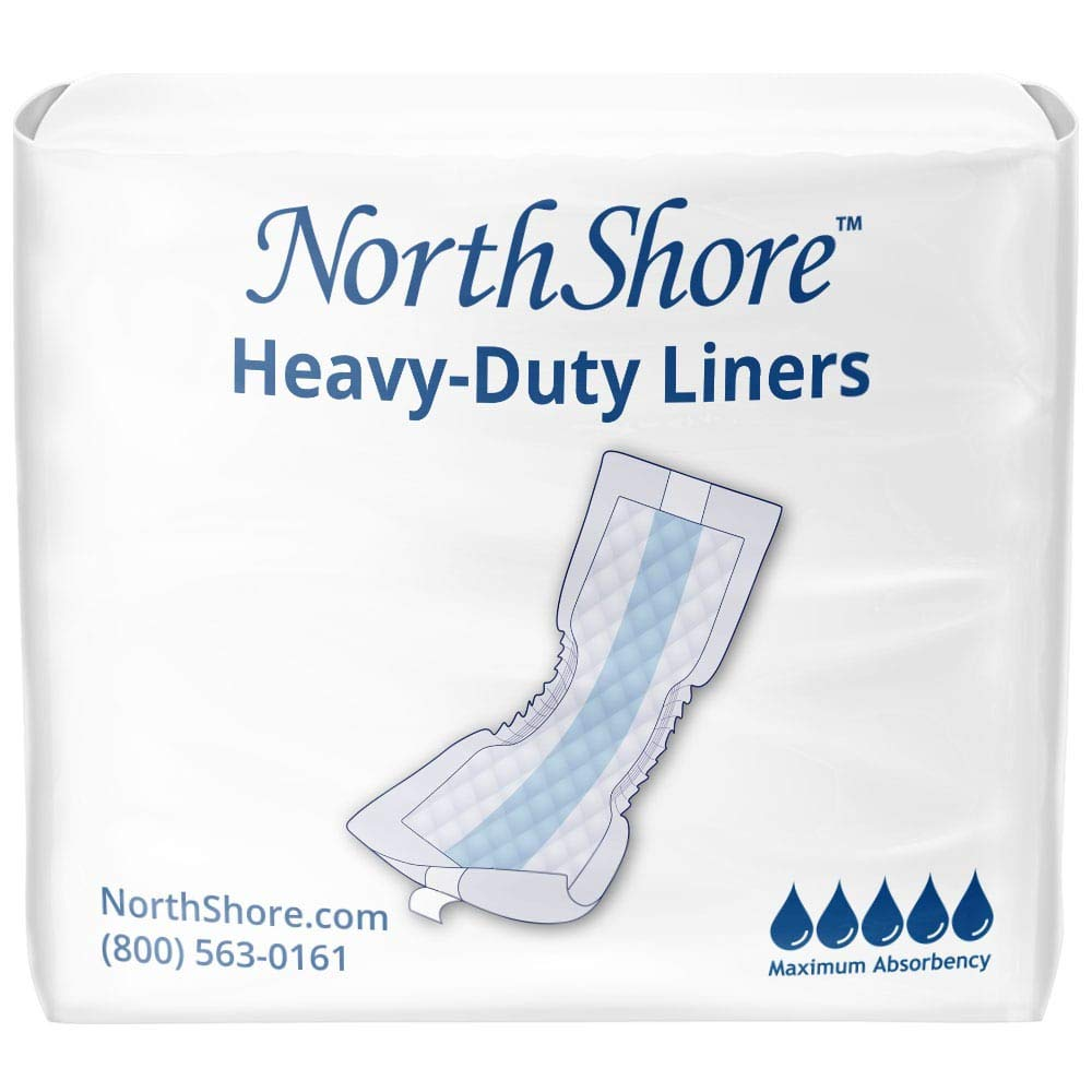 NorthShore Heavy-Duty Liners, Large, Case/120 (4/30s)