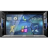 "JVC KW-V220BT Double DIN Bluetooth In-Dash DVD/CD/AM/FM Receiver w/ 6.2"" Touchscreen Pandora support"