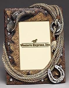 Amazon Com Western Express Cowboy Hat 4 Quot X 6 Quot Metal