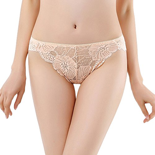 (Thong For Womens,Clearance Sale -Farjing Women Thong Sexy Panties Thong Lace Word Pants Ladies Briefs Underwear(Free)