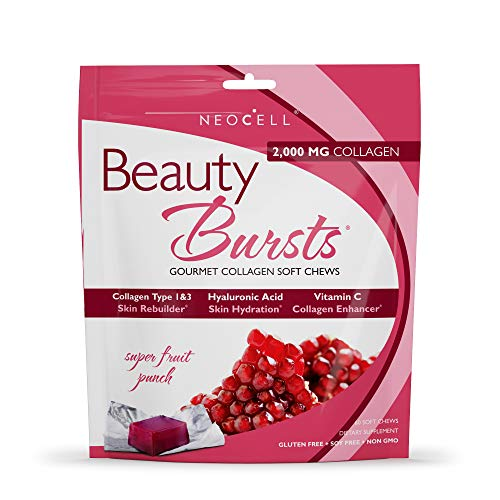 - NeoCell - Beauty Burst - Super Fruit Punch - 60 Soft Chews
