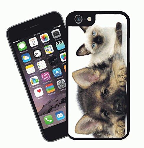 Coque chat - 9–Pour Apple iPhone 6–Housse Par Eclipse idées cadeaux