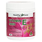 Healthy Care Goat Milk Vanilla Flavour Chewable 300 Tablets Origin of Australia