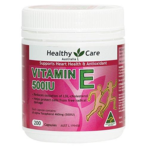 Healthy Care Goat Milk Vanilla Flavour Chewable 300 Tablets Origin of Australia