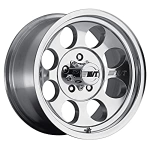 """Mickey Thompson Classic III Wheel with Polished Finish (16x12""""/8x6.5"""") -50 millimeters offset"""