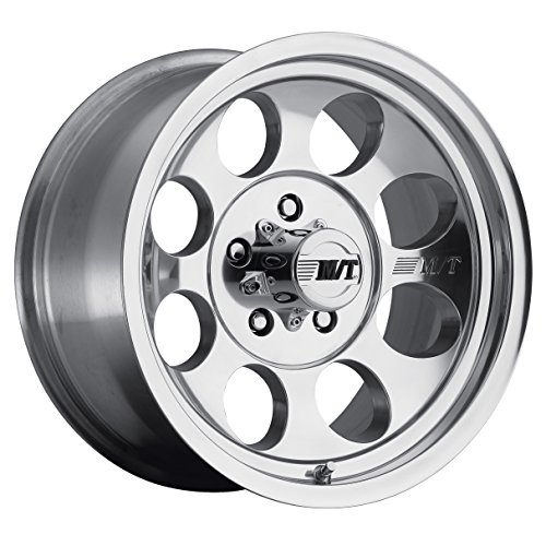 Mickey Thompson Classic III Wheel with Polished Finish (17x9