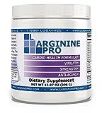 L-arginine Pro, #1 NOW L-arginine Supplement – 5,500mg of L-arginine PLUS 1,100mg L-Citrulline + Vitamins & Minerals for Cardio Health, Blood Pressure, Cholesterol, Energy, Sleep, 13.97 oz (1 Jar)