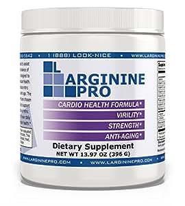Amazon.com: L-arginine Pro, #1 NOW L-arginine Supplement ...