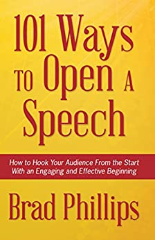 how to start your speech