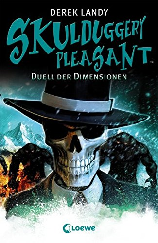 Skulduggery Pleasant – Duell der Dimensionen: Band 7