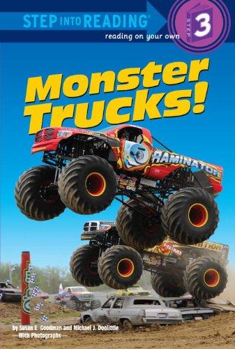 Doolittle Classic Cars - Monster Trucks! (Step into Reading)