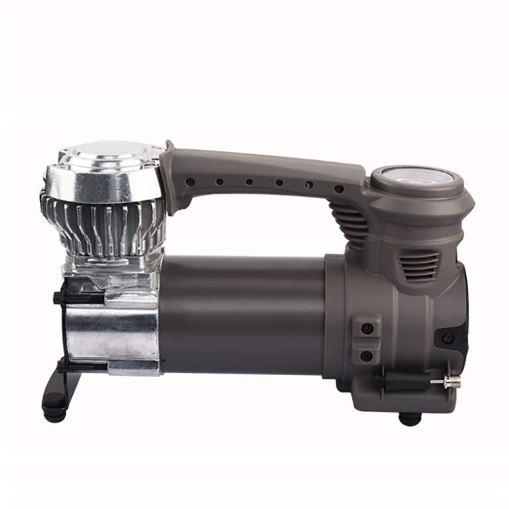 XPZ00 Einzelne Zylinder-Luftpumpen-Metallautos Mini Reifen Überwachung Inflator