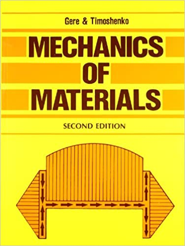 Mechanics Of Materials By Gere And Timoshenko Pdf