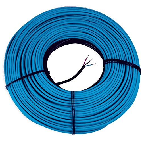WarmlyYours Slab Heating Cable 120V, 57 ft, 2.8A ()