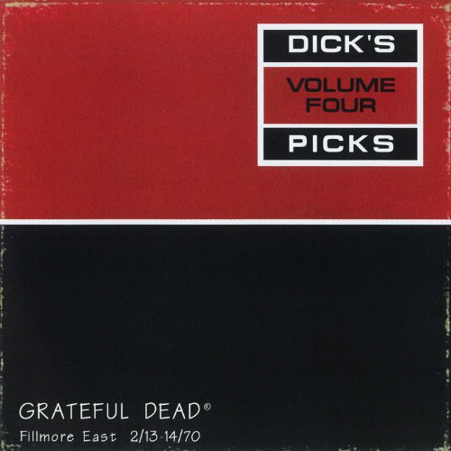 Dick's Picks Vol. 4: Fillmore East, New York, NY 2/13/70 - 2/14/70 (Live) (Best Weed Smoking Music)
