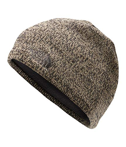 The North Face Jim Beanie, Dune Beige Heather, OS