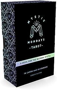 Mystic Mondays Tarot: A Deck for the Modern Mystic (Tarot Cards and Guidebook Set, Card Game Gifts, Arcana Tar