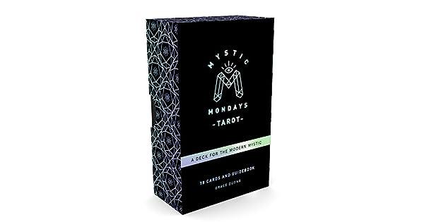 Amazon.com: Mystic Mondays Tarot: A Deck for the Modern ...