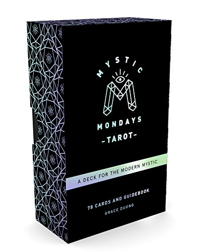 Mystic Mondays Tarot: A Deck for the Modern Mystic (Tarot Cards and Guidebook Set, Card Game Gifts, Arcana Tarot Card Set) (Best Deck Over Paint)