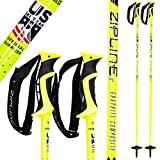 Zipline Ski Poles Carbon Composite Graphite Blurr 16.0 U.S. Ski Team Official Ski Pole...