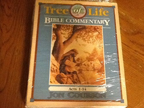 Tree of Life Bible Commentary, Acts 1-14 (Volume 1)