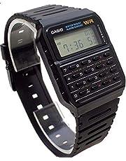ساعة CA53W-1Z تعمل كالة حاسبة وحافظة للبيانات من مجموعة داتابانك من كاسيو
