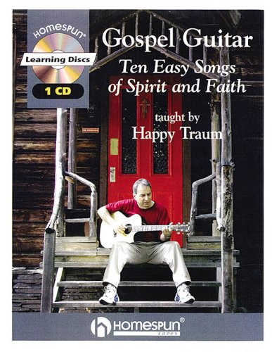 Download GOSPEL GUITAR BOOK AND CD ebook