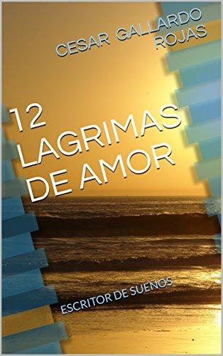 PDF gratis 12 Lagrimas de amor: escritor de sueños descargar