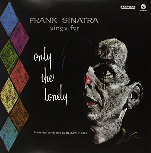 Vinilo : Frank Sinatra - Only the Lonely (Spain - Import)