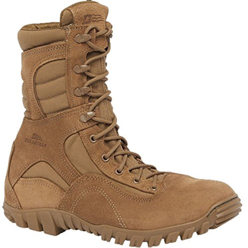 Weather Coyote Steel Hybrid Belleville 533ST Boot Men's Coyote Toe Hot Assault twx6qvIX6