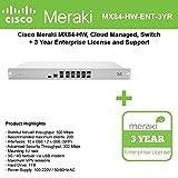 Cisco Meraki Cloud Managed Security FD MX84-HW