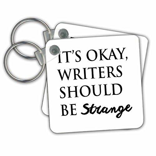 ITS OKAY WRITERS SHOULD STRANGE