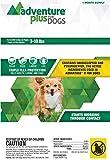 Adventure Plus - DROPS - KILLS Fleas and Eggs - Protection (1 dose) SMALL DOG (3-10 lbs)