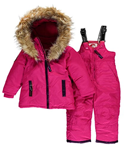 canada-weather-gear-baby-girls-logo-taping-2-piece-snowsuit-rose-violet