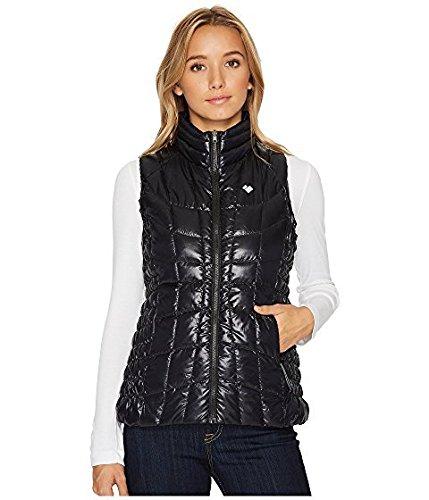 自治閉塞スクレーパーオバマイヤー Obermeyer レディース コート Black Soleil Vest [並行輸入品]