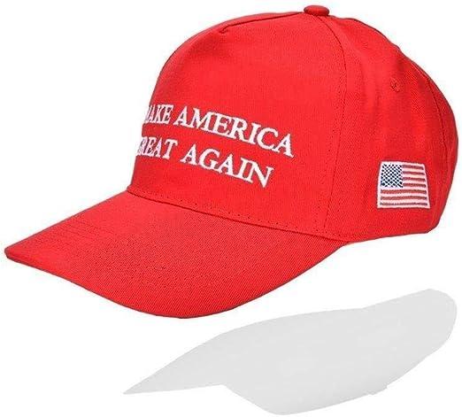 Mcree Trump 2020 - Gorra ajustable con bandera de EE. UU.: Amazon ...