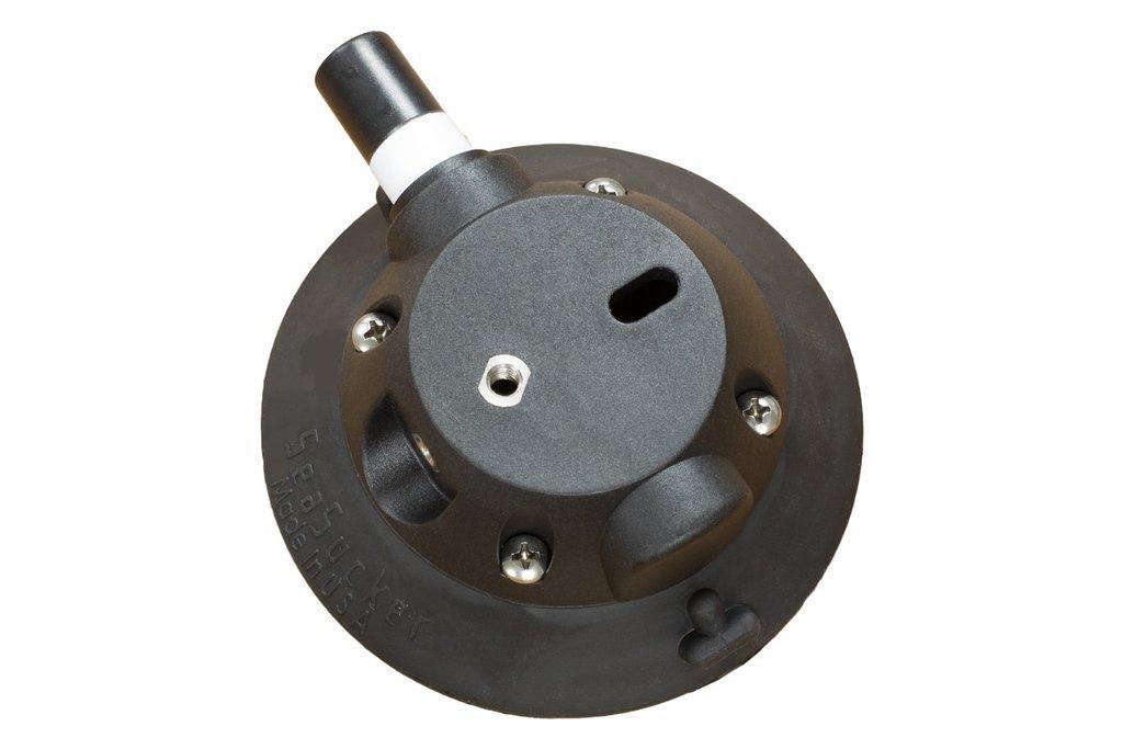 SeaSucker 4.5'' Low Profile Vacuum Mounts (White)