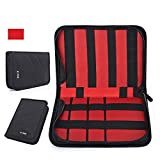 Gobuy Multifuntion Elastic Electronic Accessories Gear Storage Travel Bag
