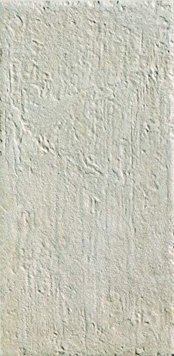 【B'stile】ガーデン・玄関アプローチにおすすめな床タイル「Etruria - エトルリア」(磁器質|150×300mm|屋内壁/屋内床/屋外壁/屋外床用)1ケース (ビアンコ)