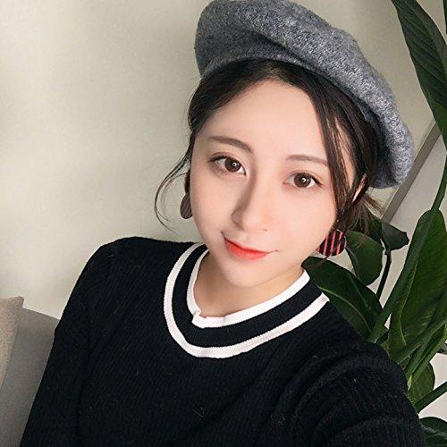 Eyebrows jewelry temperament wave point sweet spot stripe fashion earrings drop earrings wafer (Stripe Eyebrow Ring)
