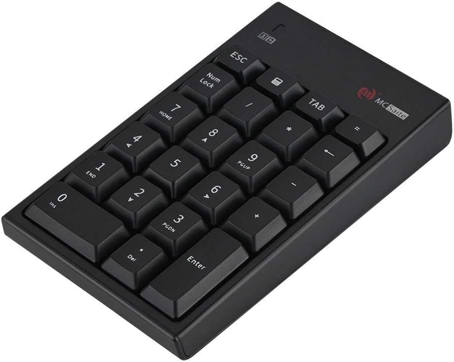 Estilo minimalista practico Conjunto de teclado numérico ...
