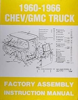 [DIAGRAM_3ER]  Amazon.com: 1960-1966 Chevy/GMC Truck Factory Assembly Instruction Manual: GM  CHEVY CHEVROLET TRUCK PICKUP GMC, GM CHEVY CHEVROLET TRUCK PICKUP GMC, GM  CHEVY CHEVROLET TRUCK PICKUP GMC, GM CHEVY CHEVROLET TRUCK PICKUP GMC, | 1966 Chevrolet Pickup Wiring Diagram |  | Amazon.com
