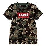 Levi's Boys' Classic Batwing T-Shirt, Geometric