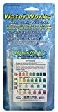 Industrial Test Systems WaterWorks 481113-6 4-in-1 City Water Check, 35 Seconds Test Time (Pack of 6)